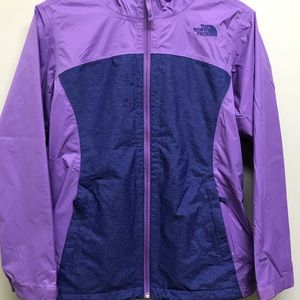 The North Face Girl's Windbreaker Jacket
